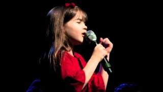 getlinkyoutube.com-Kaitlyn Maher - 7yo - What Child is This