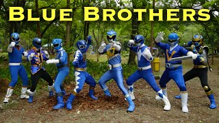 getlinkyoutube.com-FOREVER SERIES: The Blue Brothers [Power Rangers]
