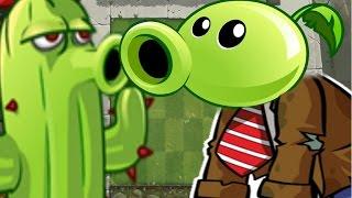 getlinkyoutube.com-Plants vs Zombies 2 New plant Cactus!