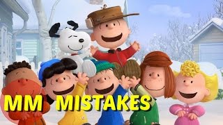 getlinkyoutube.com-10 Peanuts Movie MISTAKES You Didn't See | The Peanuts Movie Goofs