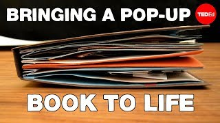 getlinkyoutube.com-Making a TED-Ed Lesson: Bringing a pop-up book to life