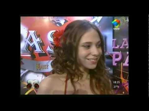 Ruth en pasion - GANADORA DE LA CHICA PASION!!