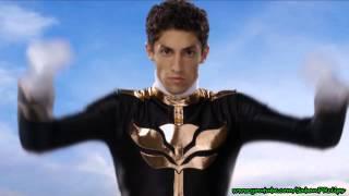 getlinkyoutube.com-Power Rangers Megaforce - Ranger Morph 1