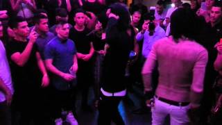 getlinkyoutube.com-Les twins at les marches club, Cannes