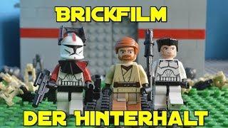 getlinkyoutube.com-(Full-HD) Lego Star Wars Clone Wars: Der Hinterhalt Brickfilm (German)