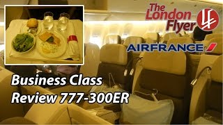 getlinkyoutube.com-[HD] Air France Business Class | CDG-NRT | TRIP REPORT 777-300ER | londonflyer