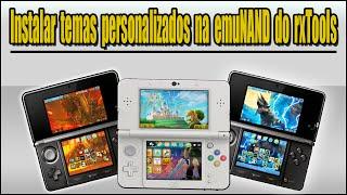getlinkyoutube.com-[3DS] Como instalar Temas Personalizados na emuNAND do rxTools