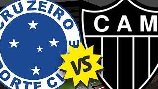 getlinkyoutube.com-FIFA 17, CRUZEIRO X ATLÉTICO MG , TIO SIMPSON X BART SIMPSON Amistoso #01