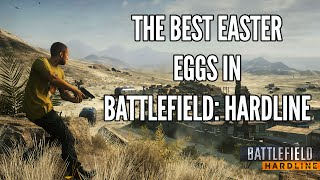 getlinkyoutube.com-The Best Easter Eggs In Battlefield: Hardline