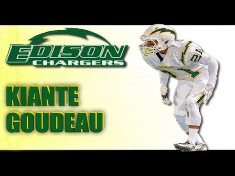 Kiante Goudeau : Class of 2014 (Edison High, CA) Senior Year Mid-Season Highlights