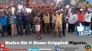 getlinkyoutube.com-Inside Story: Biafra Sit @ Home Cripples Nigeria.