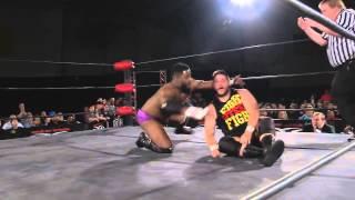 getlinkyoutube.com-Cedric Backbreaker - Cedric Alexander Wrestling Finisher
