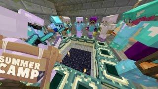 getlinkyoutube.com-Minecraft | SUMMER CAMP! - EYE OF ENDERS!! [16]