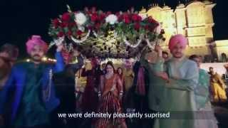 getlinkyoutube.com-Nikhil & Ritika | Jaipur, India | February 2014 | Wedding Glimpses