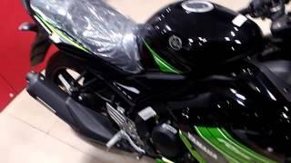 getlinkyoutube.com-Delivery of my new Yamaha r15s sports in showroom