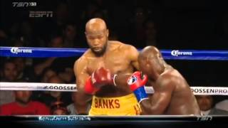 Antonio Tarver vs Johnathon Banks Full Fight