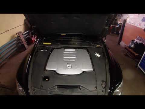 Lexus LS 460 ГБО Кривой Рог