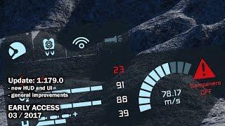 Space Engineers - Update 01.179.0 Major - New HUD and UI