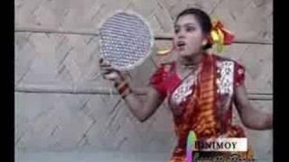 getlinkyoutube.com-Great Shefali Ghosh n Shem Shundor Boishnob Song Presented B