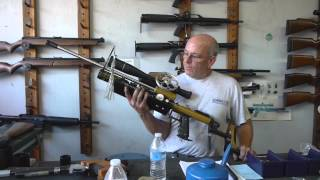 getlinkyoutube.com-Tim McMurray on Mac 1 Airguns' Competition Benchrest Rifle - US FT Air Rifle