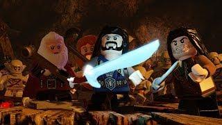 getlinkyoutube.com-LEGO The Hobbit Gameplay Walkthrough Part 1 - The Goblin King - Demo Let's Play