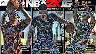 getlinkyoutube.com-CHOOSING MY AFFILIATION (PARK) FOR NBA 2K16! - Ugly Jumpshot Challenge (RONNIE 2K) - NBA 2K15 MyPark