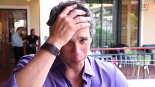 """getlinkyoutube.com-Exclusivo: MÁRCIO GARCIA """"sai da geladeira"""" em Julho! NOVO programa aos Domingos na GLOBO"""