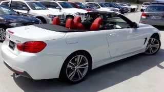 "getlinkyoutube.com-NEW BMW 435I Convertible M Sport with 19"" M Wheels"