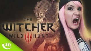 getlinkyoutube.com-Sprechrolle in The Witcher 3 - Gronkh, Sarazar & Maxi spielen 3 Trolle.