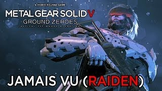 getlinkyoutube.com-Metal Gear Solid 5: Ground Zeroes - Jamais Vu (Raiden) Extra Ops [1080p] TRUE-HD QUALITY (MGSV)