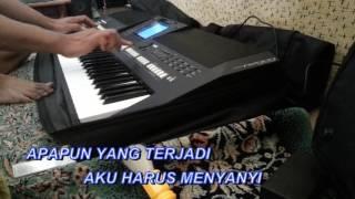 DERITA DIBALIK TAWA    Karaoke  PSR A2000