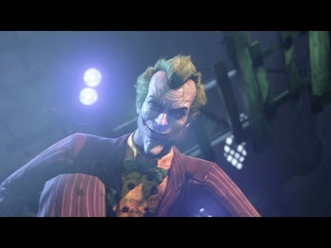 Batman Arkham City - JOKER BOSS - Walkthrough - Part 31 (Gameplay &amp; Commentary) [360/PS3/PC]