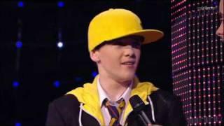 getlinkyoutube.com-George Sampson [Guest] (HQ) Britain's Got Talent 2009