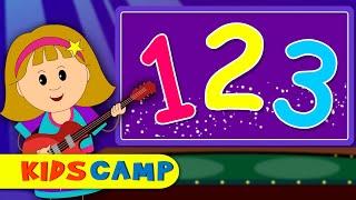 getlinkyoutube.com-The Numbers Song | Nursery Rhymes | Rhymes for Children By Kidscamp