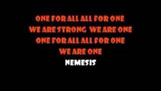 getlinkyoutube.com-Arch Enemy - Nemesis Karaoke