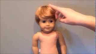 getlinkyoutube.com-TRANSFORMATION TIME! Making a Boy Doll