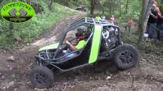 getlinkyoutube.com-Landon Jones takes a shot at the Flat Nasty Offroad STR8 UP SXS Bounty Hill