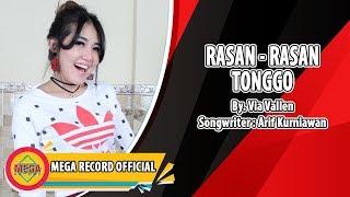 RASAN   RASAN TONGGO - VIA VALLEN (Official Musik Video) [HD]