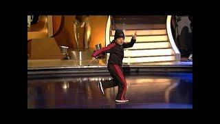 getlinkyoutube.com-Breakdance mit B-Girl Terra - TV total