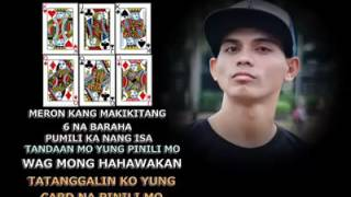 Piliin ang iyong card at sa isip lamang magic card