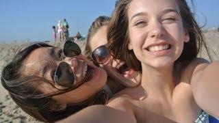 getlinkyoutube.com-Beach Birthday Party!