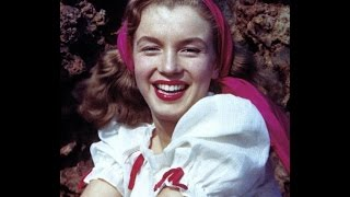The 1940's Marilyn Monroe ~ I'm Always Chasing Rainbows