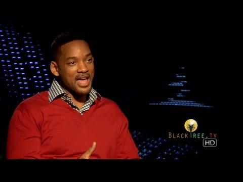  Will Smith Interview for Men In Black 3 - YouTube 