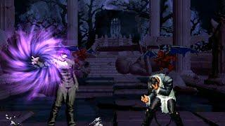 getlinkyoutube.com-Unholy Element VS. Orochi Iori