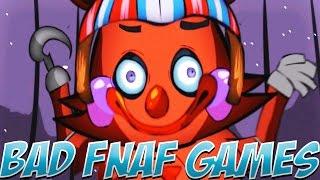 getlinkyoutube.com-MORE BAD FNAF GAMES