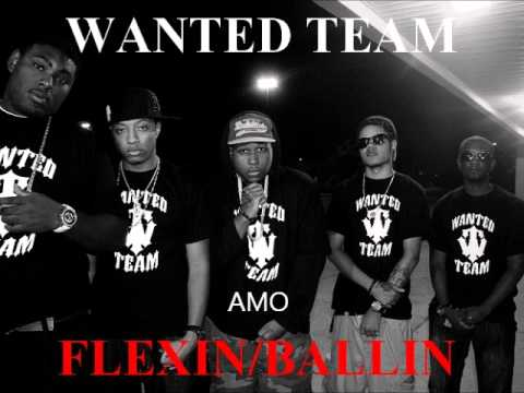 Wanted Team - Flexin/Ballin