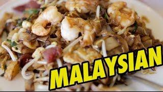 FUNG BROS FOOD: Malaysian Food!