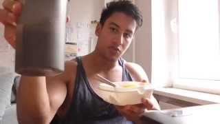 getlinkyoutube.com-FULL DAY OF EATING - ORANG FITNESS MAKAN APA AJA???