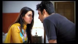 Fawad Khan mahira Khan Rommance love expressing