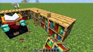 Tutorial Minecraft - ¡Encantamiento nivel 50!